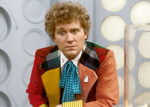 colin baker the 6th doctor