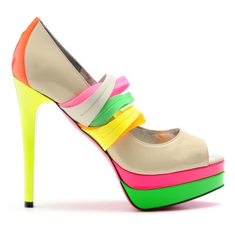 colorful e m s shoes image 23502706 fanpop