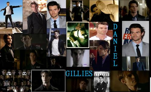 daniel gillies collage