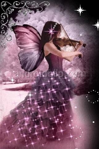 Fairies wallpaper containing a dinner dress called faires