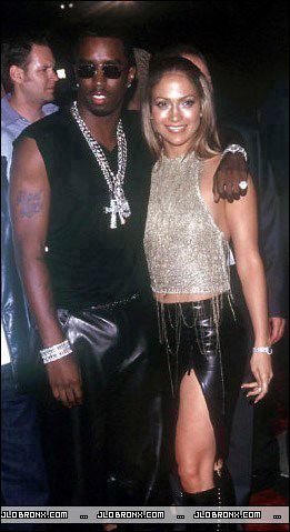 mtv vma 1999 - jennifer lopez & puff daddy