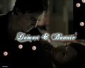 my new bamon wallpaper set: 10 touch - damon-and-bonnie wallpaper
