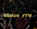 my new bamon wallpaper set: 15 BAMON FTW - damon-and-bonnie wallpaper