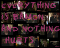 my new bamon hình nền set: 16 EVERYTHING IS BAMON AND NOTHING HURTS