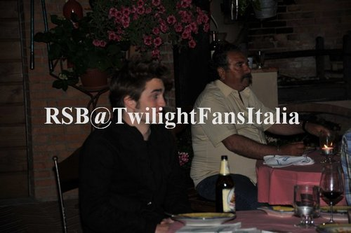 new/old Rob in Italy