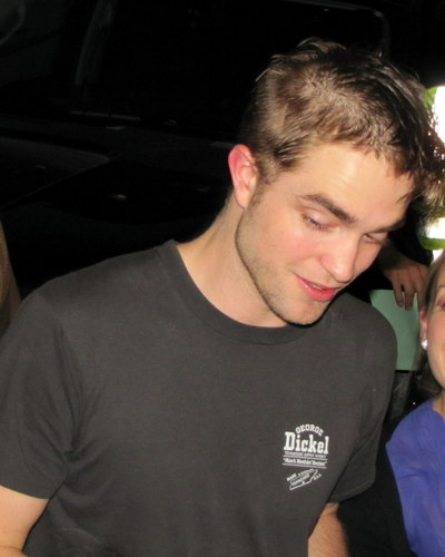 new foto new haircut Rob