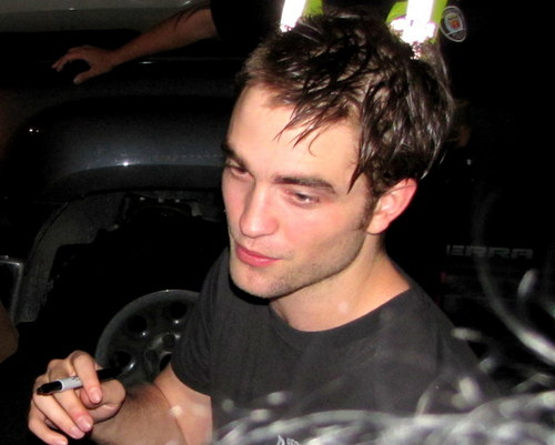 new litrato new haircut Rob