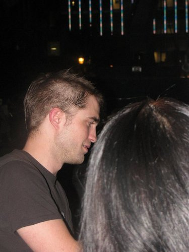 new litrato new haircut Rob