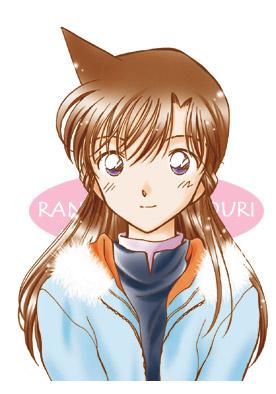 ran mori~~~