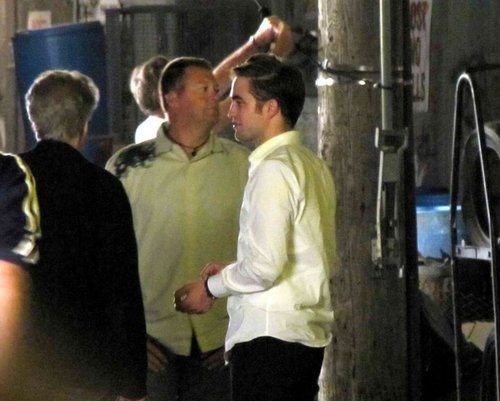 robert in cosmopolis set -toronto