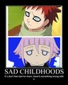sad childhoods