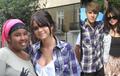 selena wearing justin's shirt