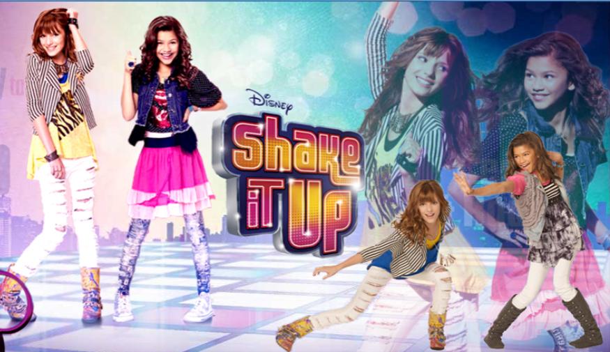 Shake it up shake it up