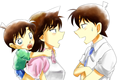 shinichi ran and their child