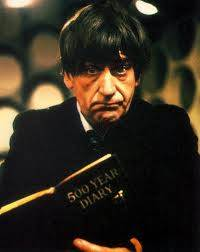 the 2nd doctor patrick troughton