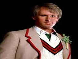 the 5th doctor peter davison