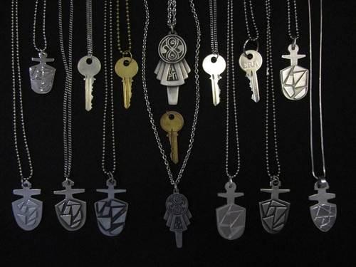 the TARDIS key