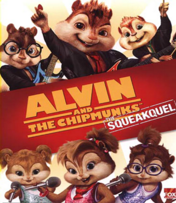 the chipmunks and chipetts