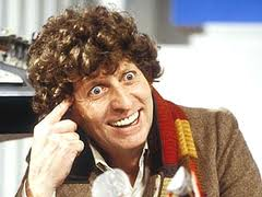 tom baker the 4th doctor