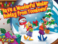 toontown winter wallpaper - toontown wallpaper