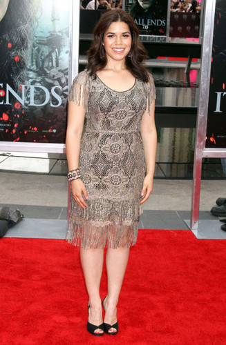 'Harry Potter And The Deathly Hallows: Part 2' New York Premiere