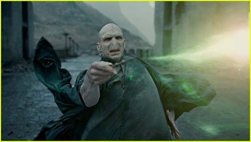 'Harry Potter & The Deathly Hallows, Part II' -- más PICS!