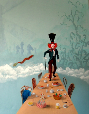 """""""It is Alice"""", said Hatter"""
