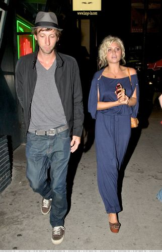 [July 09] Leaving the Largo at the Coronet Theatre with Joel David Moore