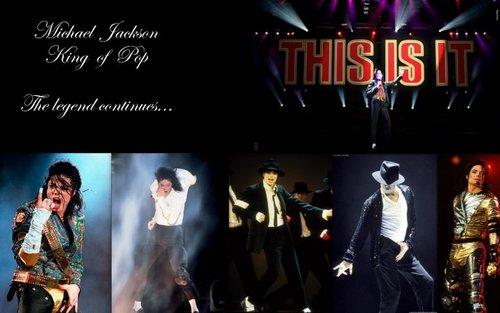 ~Michael jackson <3 niks95 style~