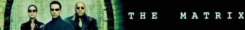'The Matrix' Banner