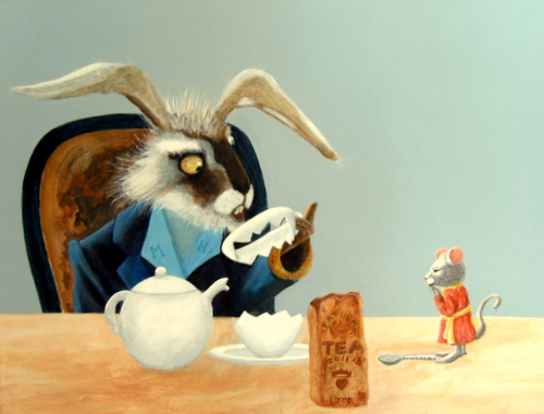 """""""cup"""", 発言しました the March Hare."""
