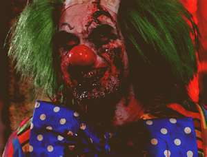 Scary Clowns wallpaper titled ....