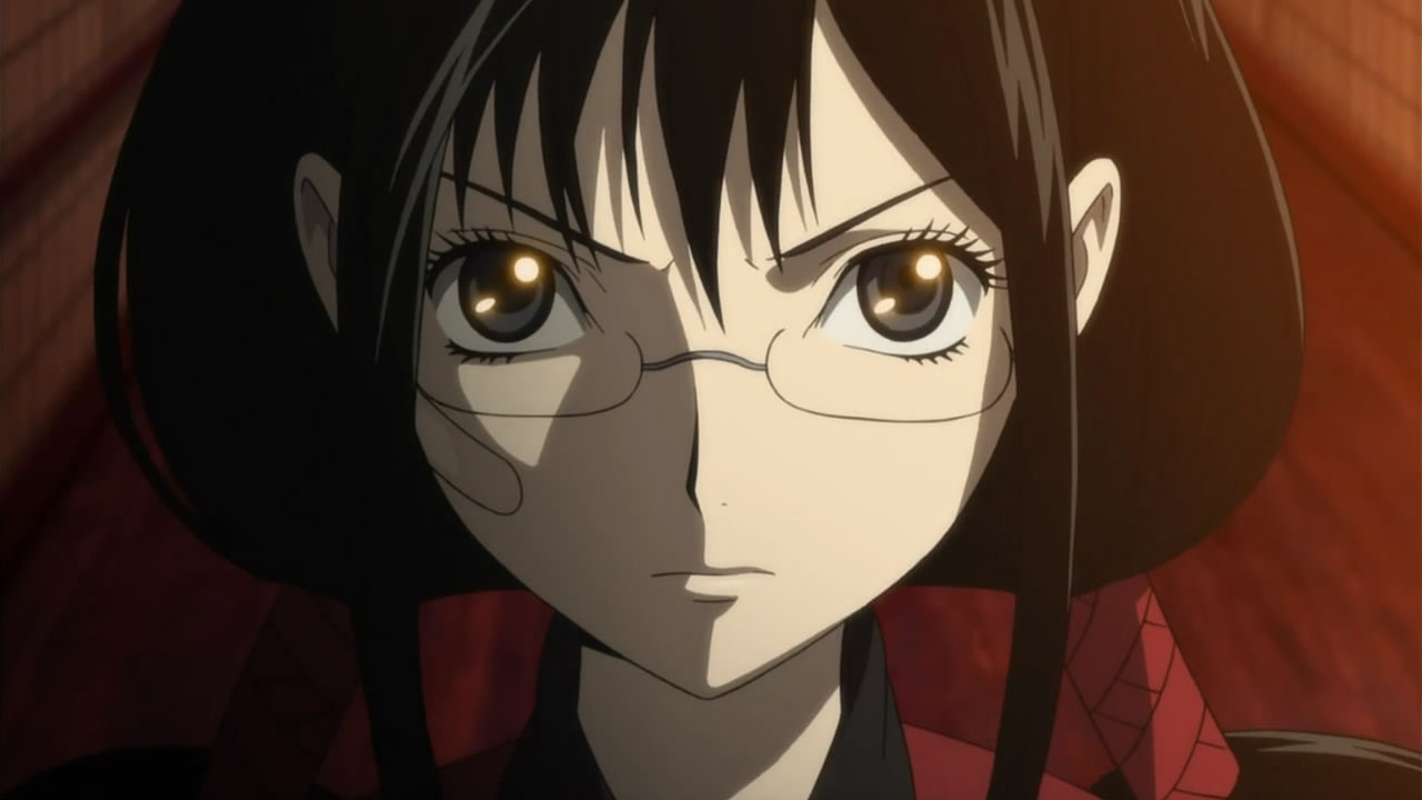 Anime Characters Glasses : Blood c images hd wallpaper and background photos