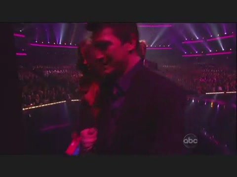 Nathan Fillion & Stana Katic wallpaper containing a concerto called 2010 American Musica Awards - mostra