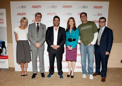 2011 - Variety's Venture Capital And New Media Summit - 7/8