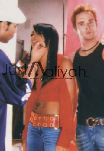 Aaliyah Teen People Magazine