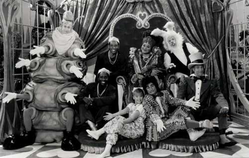 Adventures in Wonderland promo picture