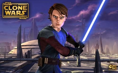 Clone wars Anakin skywalker wallpaper called Anakin Skywalker