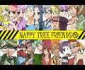 Anime HTF - happy-tree-friends photo