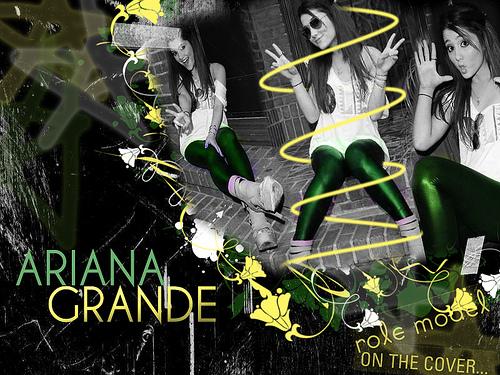 Ariana वॉलपेपर