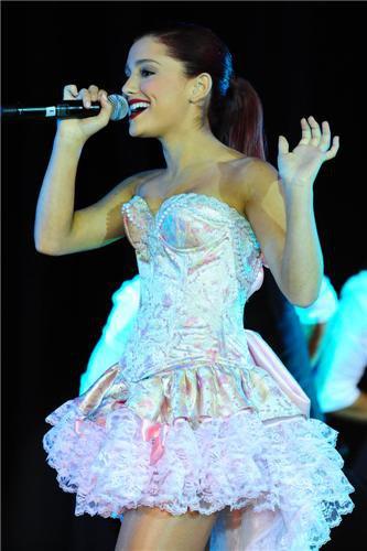 Ariana's 18th birthday party