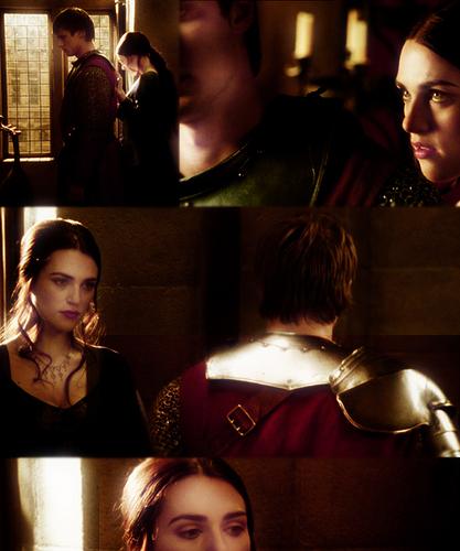 Arthur/Morgana..♥