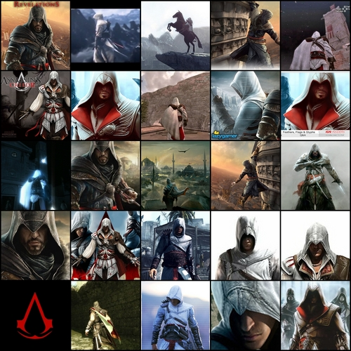 Assassin's Creed wallpaper containing a stained glass window and anime entitled Assassin's Creed