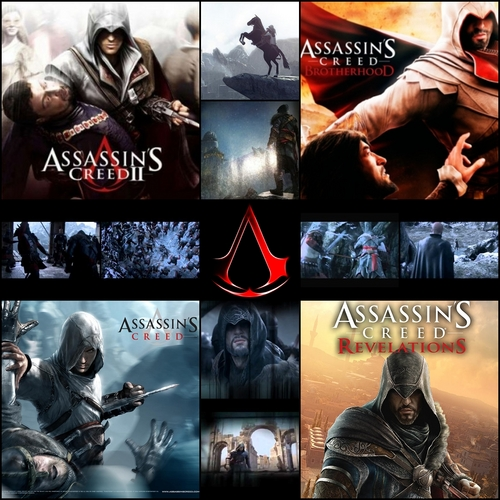 Assassin's Creed wallpaper containing anime called Assassin's Creed