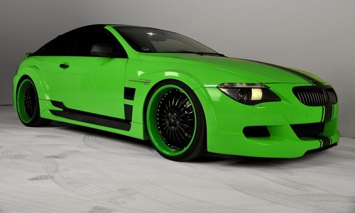 BMW M6 PD550 par PRIOR design