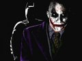 Batman and the Joker - the-dark-knight fan art