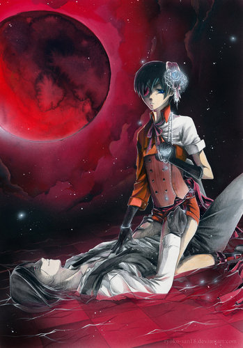 Bloody moon~