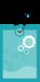 Blue tag - blue icon