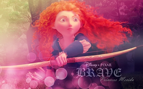 Merida - Legende der Highlands ~ Merida