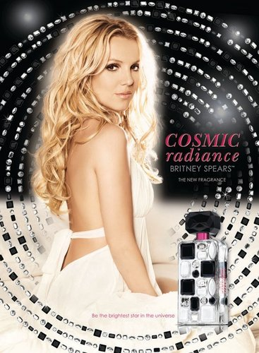 Britney - Cosmic Radiance Promos